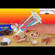 Mézeskalács Díszítő Cukrász tubus (SZK9)