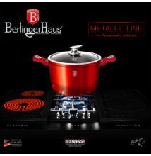 Berlinger Haus Burgundy Metallic indukciós fazék 26 cm-es (BH-1270)