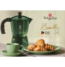 Berlinger Haus Emarald 3 személyes kotyogós kávéfőző (BH-6385)