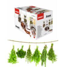 Banquet Aromi 6 részes fűszertartó (BQ-04S920206)