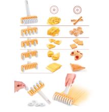 Tescoma Delicia Multifunkciós ravioli, sajtos rúd, derelyevágó (630023)