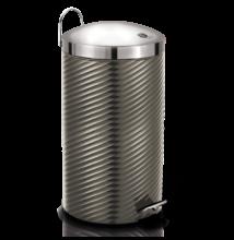 Berlinger Haus Metallic Carbon 20 l-es Rozsdamentes Szemetes (BH-6428)