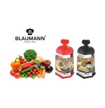 Blaumann 6 oldalú rozsdamentes acél reszelő (BL-3273)