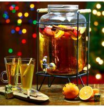 Party Limonádés Italadagoló üveg 8 l-es (13926)