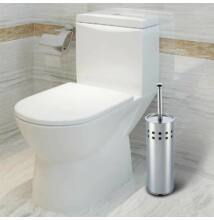 Rozsdamentes WC Kefe Happy Home (RS-1154)