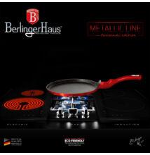 Berlinger Haus Burgundy Metallic Indukciós palacsintasütő 25 cm-es (BH-1272)