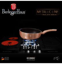 Berlinger Haus Rose Gold Collection Indukciós flip serpenyő 26 cm-es (BH-1522)
