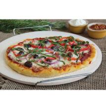 Kemencés Pizza-, és Kenyérsütő kő állvánnyal (11448)