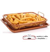 Sütőtepsi Sütőkosárral Le Chef Line (BL-3170)