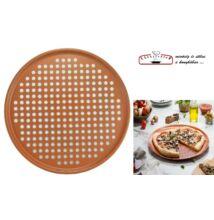 Copper Pro Pizzasütő Réz-Kerámia bevonattal (RS-1255)