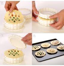 Tescoma Delicia Töltött sütemény, Pite készítő (630881)