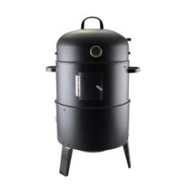 BBQ Smoker, Faszenes Grillező, Füstölő (13991)