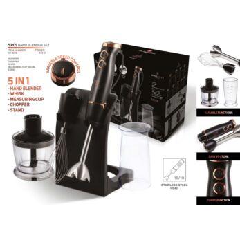 Berlinger Haus Black Rose 5 db-os Kézi Robotgép (BH-9049)