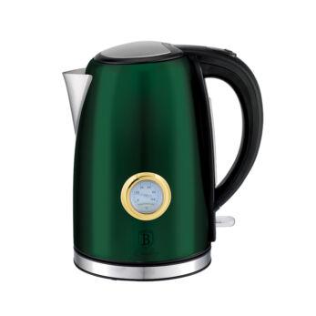 Berlinger Haus Emerald 1,7 l-es Elektromos Vízforraló Hőfokjelzővel (BH-9072)
