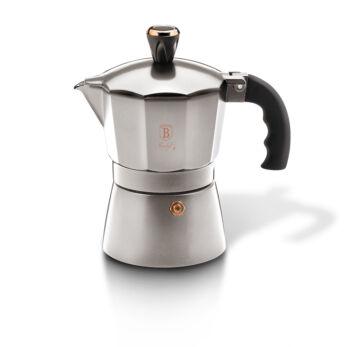 Berlinger Haus Moonlight Edition 3 személyes kotyogós kávéfőző (BH-6389)