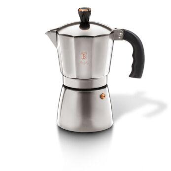 Berlinger Haus Moonlight Edition 6 személyes kotyogós kávéfőző (BH-6390)