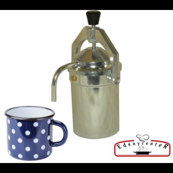 Retro kotyogós kávéfőző 4 személyes (13259)