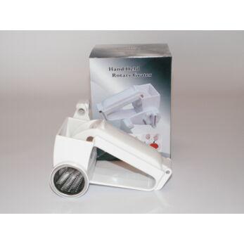 Műanyag kézi sajt és diódaráló (M00085)