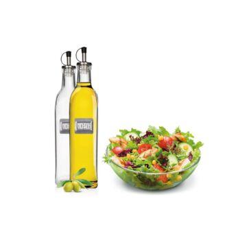 Banquet Culinaria Olaj-ecet kiöntő üveg 2 x 500 ml-es (BQ-04K10005LS2)