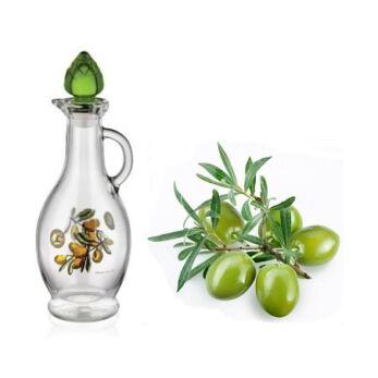 Olajkiöntő üveg 250 ml-es (M-241)