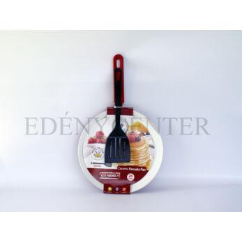 Happy Cooking Indukciós palacsintasütő+fordító 26 cm-es (RS-1162)