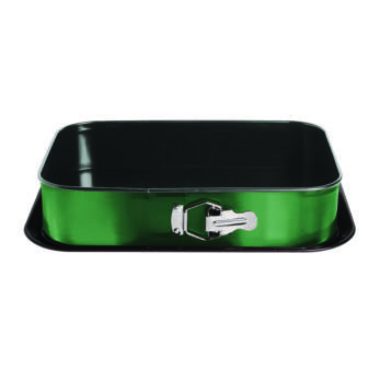 Berlinger Haus Emerald Szögletes kapcsos tortaforma (BH-6461)